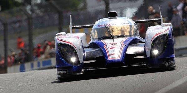 Toyota : la TS030 modifiée à Silverstone