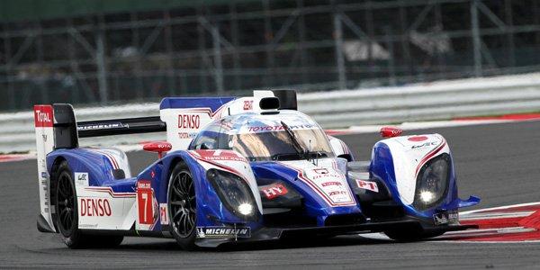 WEC: Toyota vise le podium à Interlagos