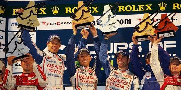 WEC/Fuji : les réactions du team Toyota