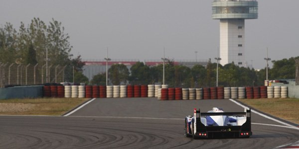 WEC : troisième pole en 2012 pour Toyota