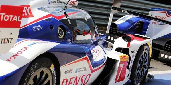 WEC/Silverstone : Toyota s'offre une première pole