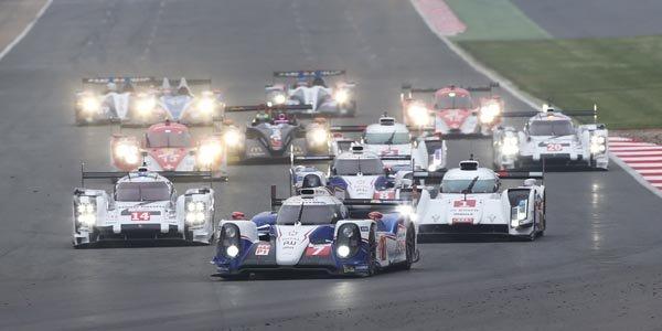 WEC : doublé Toyota à Silverstone
