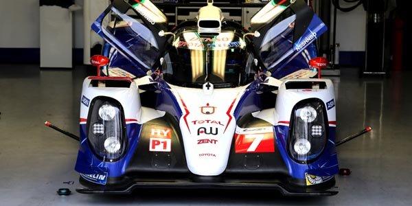 WEC : course à domicile pour Toyota à Spa