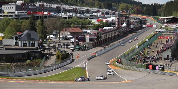 WEC : Toyota Racing s'impose à Spa