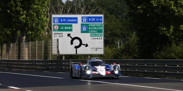 Le Mans : Toyota prend les devants