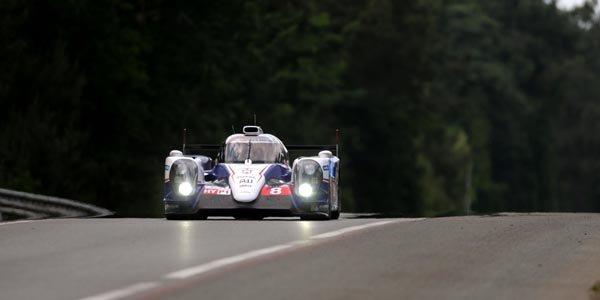 Le Mans : premier bilan positif pour Toyota