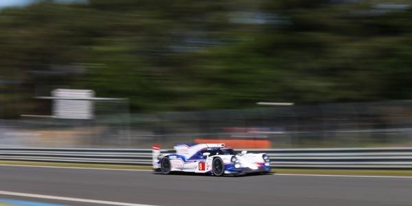 Le Mans : la pole pour Toyota
