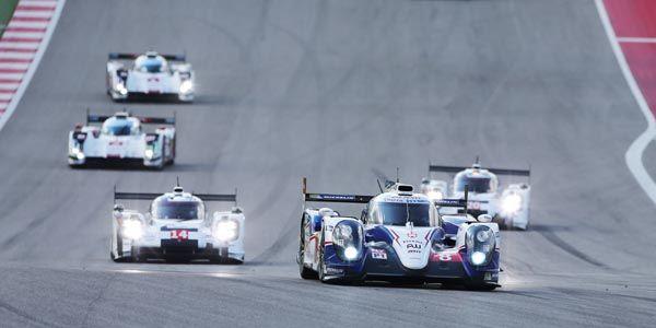 WEC : course frustrante pour le Toyota Racing