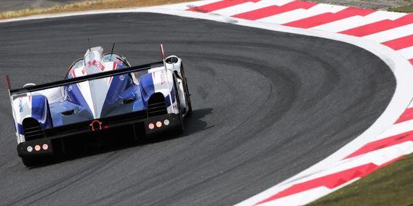 WEC : course parfaite pour le Toyota Racing