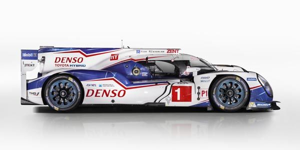 WEC : le Toyota Racing dévoile ses cartes