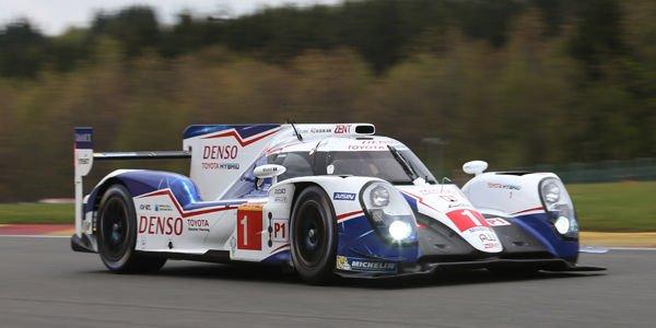 WEC : prestation décevante pour Toyota à Spa