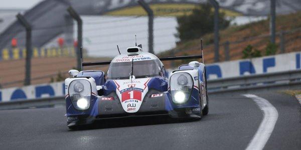 Le Mans : Kazuki Nakajima confirmé sur la n°1