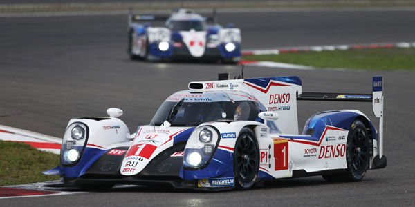 WEC : Toyota veut encore y croire