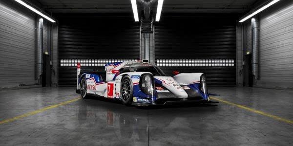WEC : la Toyota TS040 impressionne ses pilotes