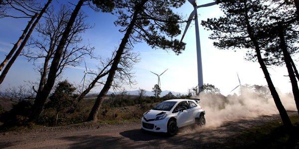 Tommi Mäkinen revient en Rallye avec Toyota