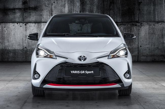 Toyota présente sa Yaris GR Sport