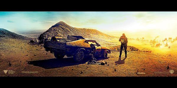 Spectaculaire trailer pour le nouveau Mad Max