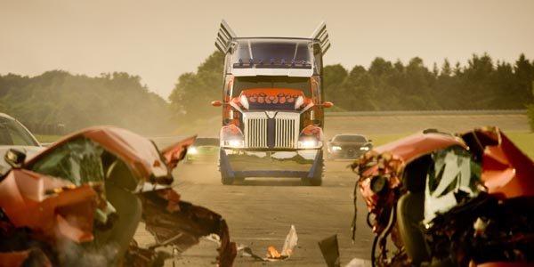 Transformers 4 : la bande annonce