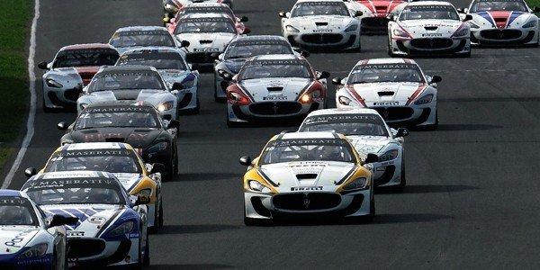 Trofeo Maserati Gran Turismo MC