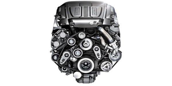 Trois nouveaux moteurs pour Jaguar