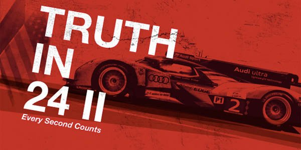 Truth in 24 II : Every Second Counts