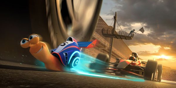 Turbo : un nouveau film d'animation
