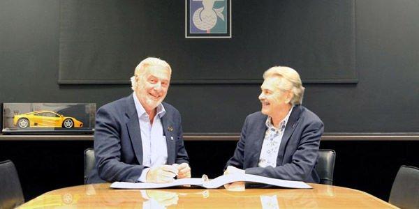 TVR revient aux affaires avec un nouveau modèle