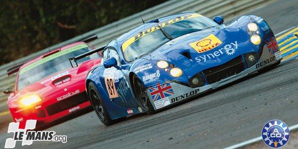 Le bloc V8 Cosworth de la future TVR en action