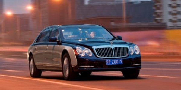 Vers un accord Aston Martin - Maybach ?