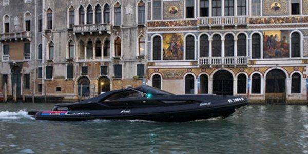Hors-bord : Lancia se jette à l'eau