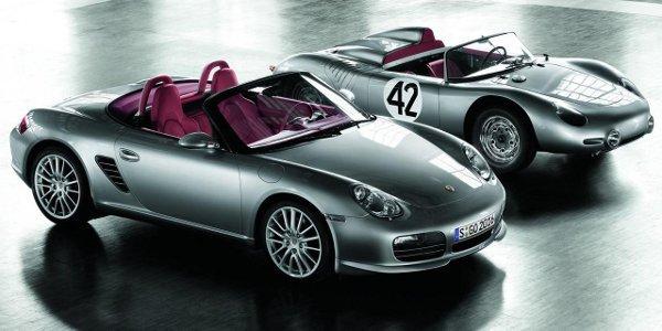 Un Boxer4 en développement chez Porsche