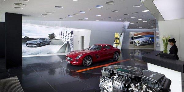 Un nouveau centre AMG en Chine