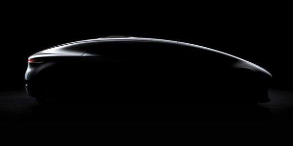 CES : Mercedes tease son concept autonome