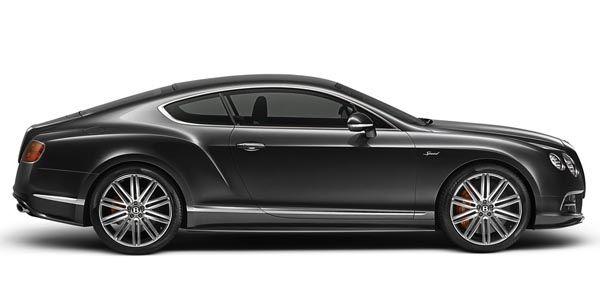 Un concept GT pour Bentley à Genève ?