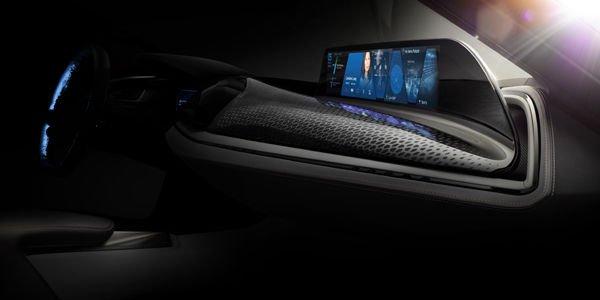 Le système AirTouch de BMW au CES de Las Vegas
