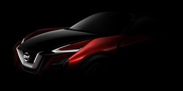Nissan : un concept Crossover en approche