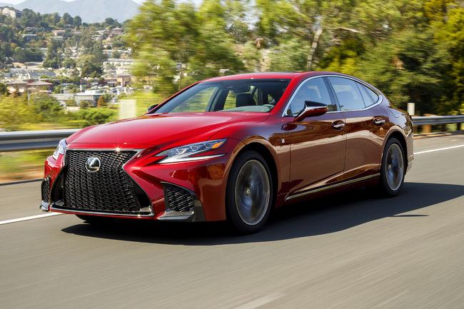 Lexus : un nouveau concept attendu à Tokyo