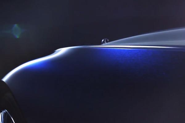 Un nouveau concept Mercedes Vision à Pebble Beach