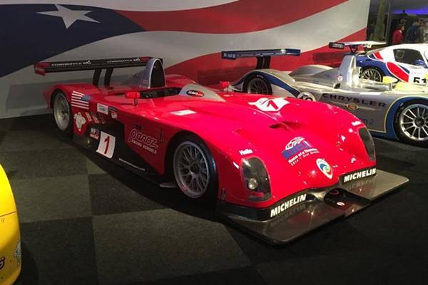 Un concept Panoz présenté aux 24 Heures du Mans