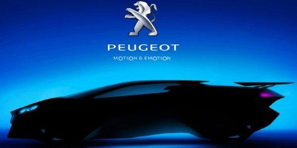 Peugeot dévoile son concept-car pour GT6