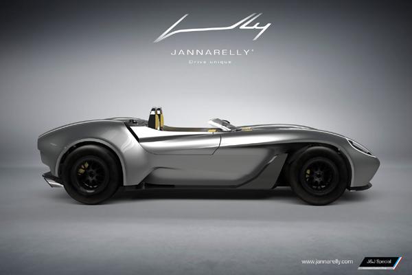 La Jannarelly Design-1 se dote d'un toit