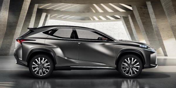 Un Crossover Lexus NX pour Pékin