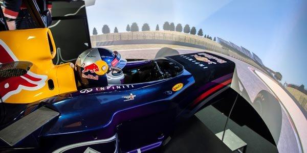 Un gamer bientôt en Formule 1 ?
