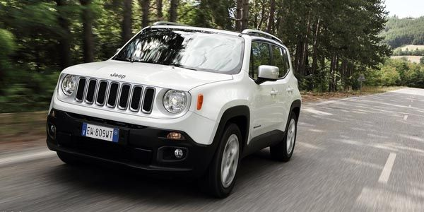 Plus d'un million de Jeep vendues en 2014