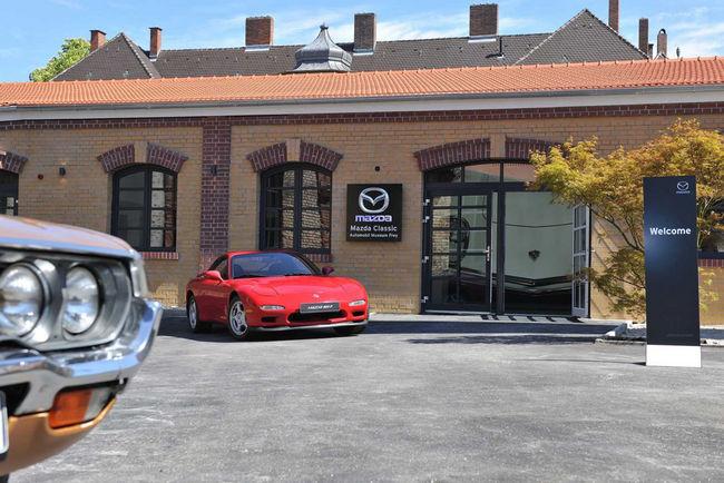 Un musée Mazda s'ouvre en Allemagne