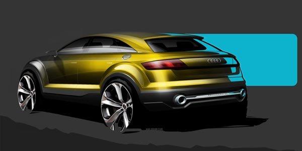 Pékin 2014 : Audi Q4 concept
