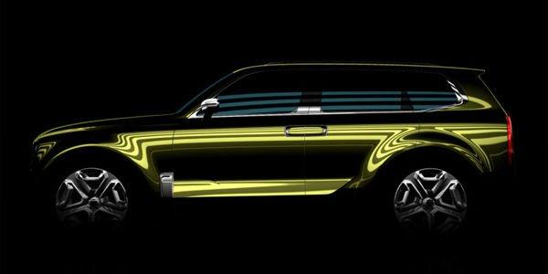 Un nouveau concept Kia pour Detroit