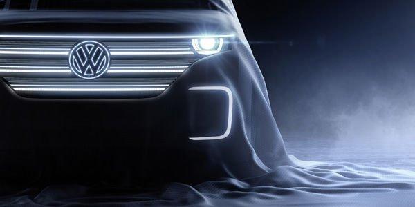 Un nouveau concept VW au CES 2016