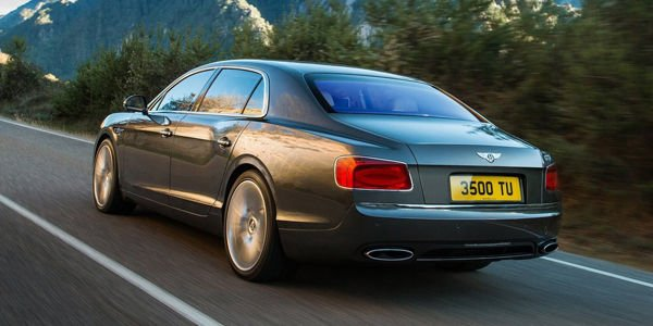 Stefan Sielaff, nouveau responsable du design pour Bentley