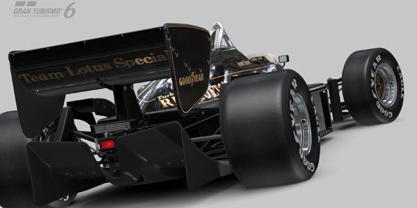 """Un pack DLC """"Ayrton Senna Tribute"""" pour GT6"""